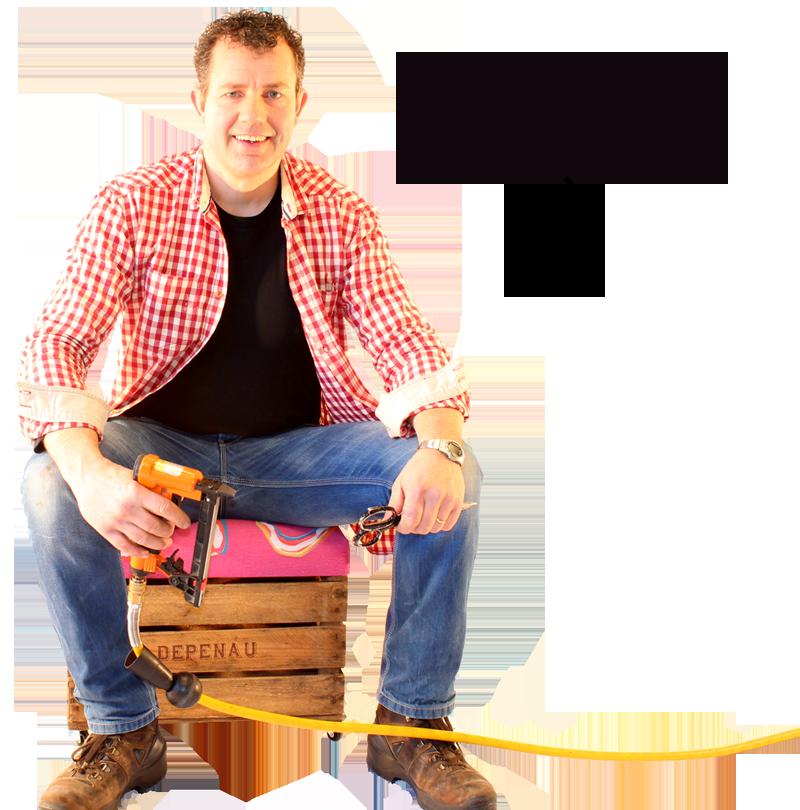 Nico Neplenbroek meubelstoffering Heino